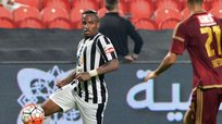​Horizontal impide nuevo gol a Jefferson Farfán en Al Jazira [VIDEO]