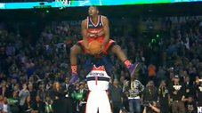 John Wall ganó Slam Drunk con esta espectacular canasta - NBA All Star [VIDEO]