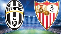 Juventus vs Sevilla en vivo por la Champions League
