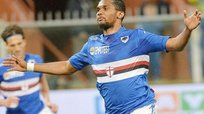 Liga italiana: Samuel Eto'o anota su primer gol con Sampdoria [VIDEO]