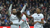 Ligue 1: PSG vence al Guingamp con show de Lucas Moura [VIDEO]