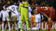 Liverpool no puede con Basilea y se despide de la Champions League [VIDEO]