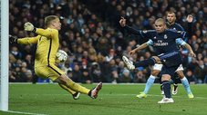 Manchester City 0-0 Real Madrid EN VIVO ONLINE por Champions League