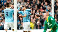 Manchester City aplastó 7-0 al Norwich City por la Premier League [VIDEO]