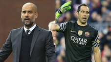 Manchester City: Pep Guardiola sigue esperando a Claudio Bravo