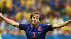 Manchester United confirmó fichaje de Daley Blind, mira como juega [VIDEO]