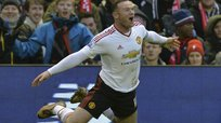Manchester United superó a Liverpool con gol de Rooney [VIDEO]