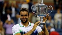 Marin Cilic supera a Kei Nishikori y se queda con el US Open 2014 [VIDEO]