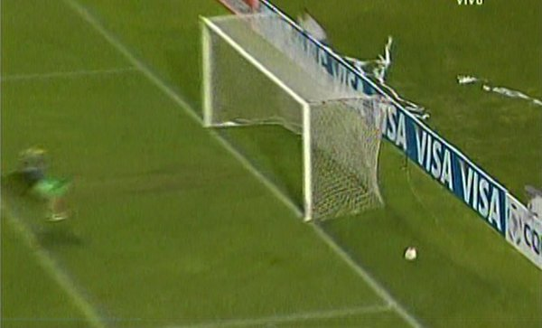 Ramúa anotó este golazo. Foto: Captura web