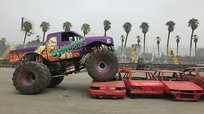 Monster Trucks listos para la fiesta en Lima [VIDEO]