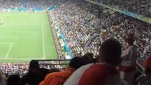 Mundial Brasil 2014: Hincha pierde oreja a mordiscos en terrible ataque racista [VIDEO]