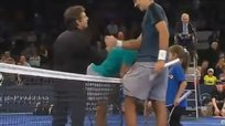 Nadal y Del Potro jugaron partido junto al actor Ben Stiller [VIDEO]
