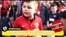 Niño hincha de Manchester United viral tras hacerle bullying a Nani [VIDEO]