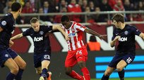 Olympiacos vs Manchester United (2-0): Revive el Minuto a Minuto - Champions League