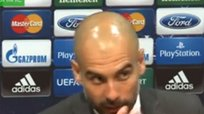 Pep Guardiola pierde la paciencia y discute con periodista [VIDEO]