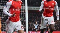 Premier League: Arsenal superó 4-1 a Newcastle con goles de Giroud y Cazorla [VIDEO]