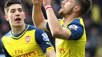 Premier League: Arsenal venció a Burnley con gol de Aaron Ramsey [VIDEO]