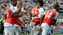 Premier League: Arsenal venció 1-0 a Newcastle [VIDEO]
