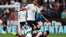 Premier League: Con Di María, Manchester United consigue empate 0-0 con Burnley [VIDEO]