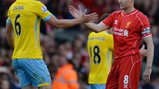 Premier League: Crystal Palace vence a Liverpool en despedida de Steven Gerrard [VIDEO]