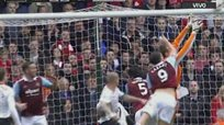 Premier League: Gol polémico en el West Ham vs Liverpool [VIDEO]