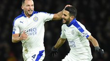 Premier League: Leicester gana y sigue firme en la punta [VIDEO]