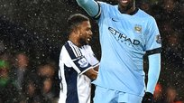 Premier League: Manchester City superó 3-1 de visita al West Bromwich [VIDEO]
