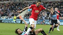 Premier League: Manchester United venció de visitante 1 a 0 al Newcastle [VIDEO]