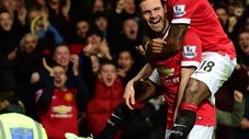 Premier League: Manchester United gana 2-1 a Stoke City con gol de Juan Mata [VIDEO]