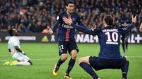 ​PSG, con gol de Ángel Di María, derrotó al Marsella por la Ligue 1 [VIDEO]