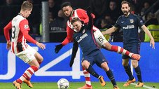 ​PSV y Atlético de Madrid igualaron 0-0 por Champions League [VIDEO]