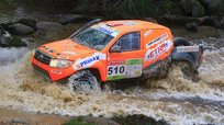 Raúl Orlandini campeón de la FIA WORLD CUP FOR CROSS - COUNTRY RALLIES