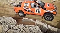 ​Raúl Orlandini queda segundo en el Sealine Cross Country Rally 2015