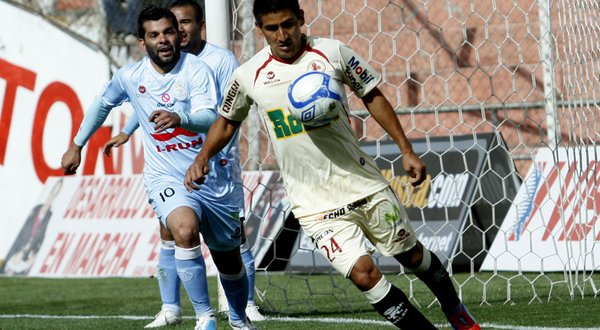 Real Garcilaso no pudo con León de Huánuco en Cusco [VIDEO]