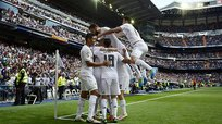 FINAL: Real Madrid 4-0 Eibar por la Liga BBVA