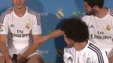 Real Madrid: Álvaro Morata e Isco se pelean en plena rueda de prensa [VIDEO]