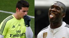 Real Madrid: Clarence Seedorf pidió tranquilidad a James Rodríguez