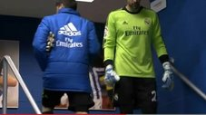 Real Madrid: Prueba de guerra entre Diego López e Iker Casillas? [VIDEO]