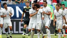 Real Madrid vence 3-2 al Chelsea por la International Champions Cup