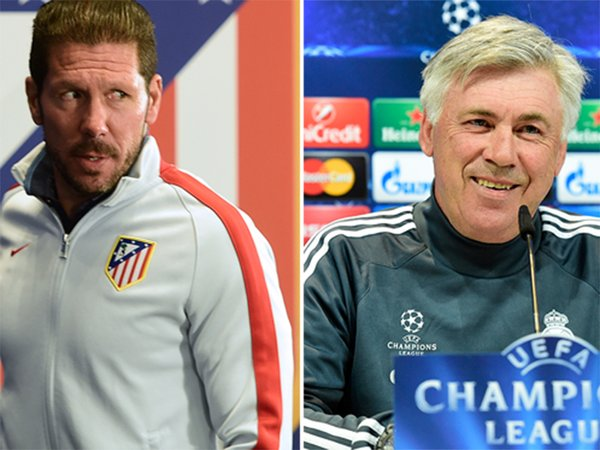 ​Real Madrid vs Atlético Madrid: Previa Técnica por Champions League / Foto: AFP
