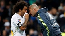Real Madrid: Zidane no descarta a Marcelo para enfrentar a la Roma