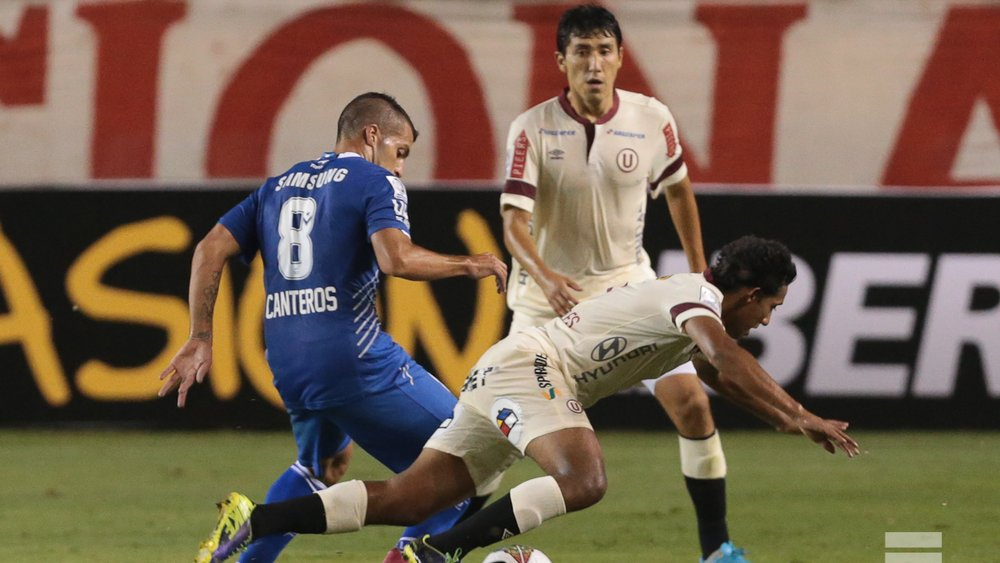 Revive lo mejor del Universitario vs Vélez - Copa Libertadores [FOTOS]