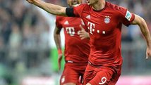​Robert Lewandowski y su hazaña en el Bayern Munich vs Wolfsburgo [VIDEOS]