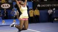 Serena Williams imita a Beyoncé y baila Twerking [VIDEO]