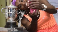 ​Serena Williams sigue liderando la WTA tras triunfo en Roland Garros [VIDEO]