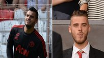 ¿Sergio Romero impedirá pase de David de Gea al Real Madrid?