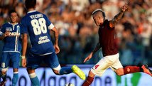 Serie A: Roma sigue en la parte alta tras superar 1-0 a Empoli [VIDEO]