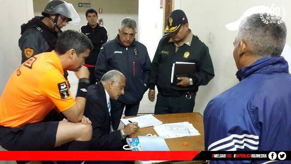 ​Torneo Clausura: Melgar vs Real Garcilaso se suspendio por apagón [VIDEO]