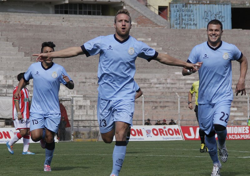 Torneo Clausura: Real Garcilaso apabulló 4-0 a César Vallejo [VIDEO]