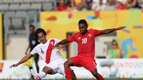 Toronto 2015: Perú cayó ante Panamá en su debut [FOTOS Y VIDEO]